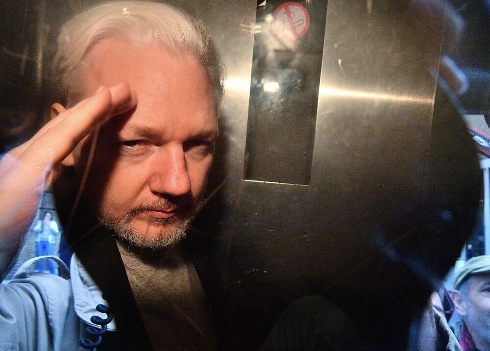 339187_BLU Radio. Julian Assange // Foto: AFP