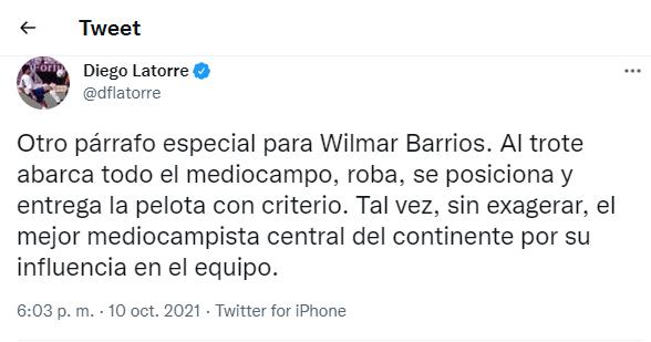 Trino Diego Latorre sobre Wilmar Barrios.PNG