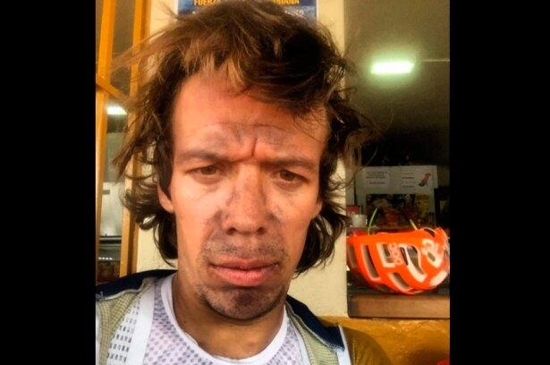 Rigoberto Urán tras un día de ciclismo: Tomada de Instagram @rigobertouran