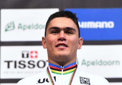 Fabián Puerta, ciclista colombiano.