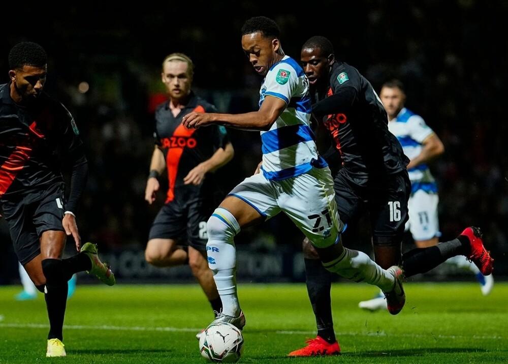 Everton cayó ante el QPR por penales Foto QPR.jpg