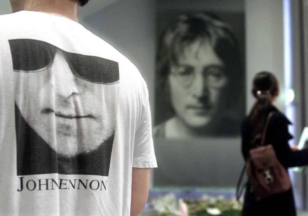 John Lennon. Foto AFP