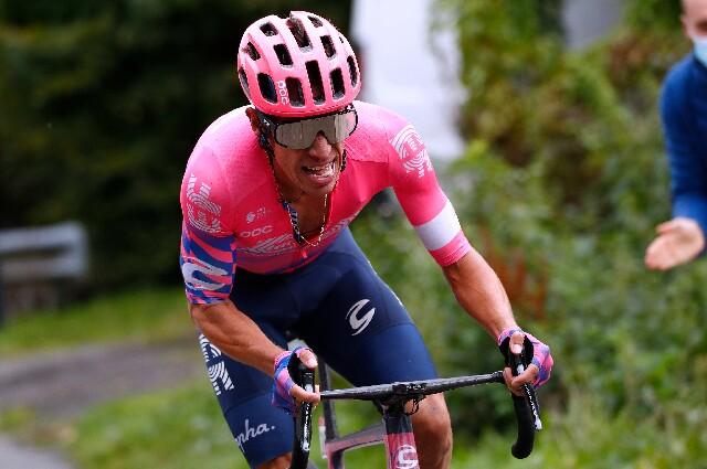 Rigoberto Urán en la Vuelta a Suiza