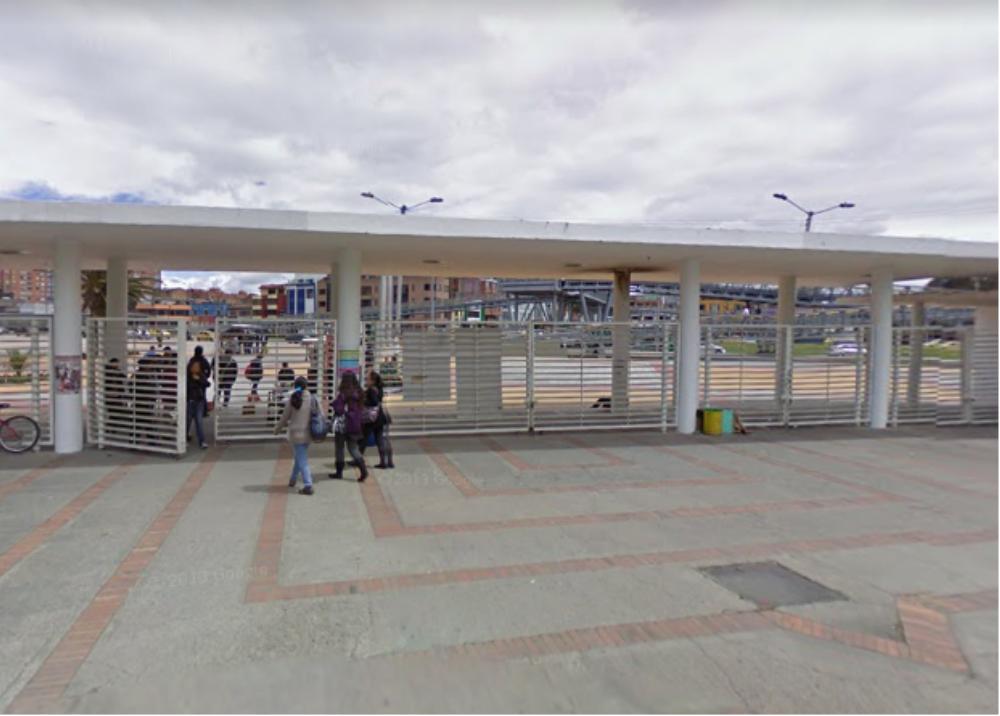 317261_Blu Radio // Universidad Nacional - sede Bogotá // Foto: Google Maps