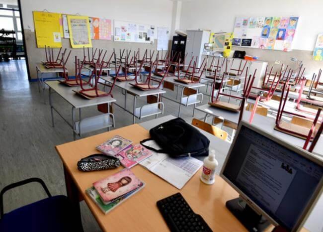 358024_Salón de Clases. Foto: AFP