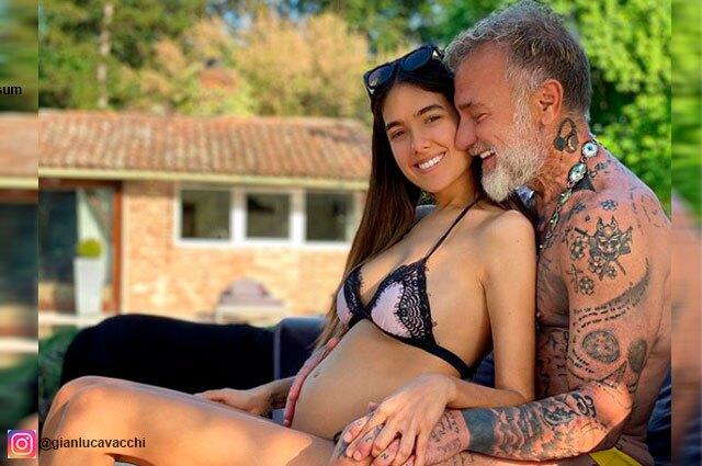 Sharon Fonseca Gianluca Vacchi