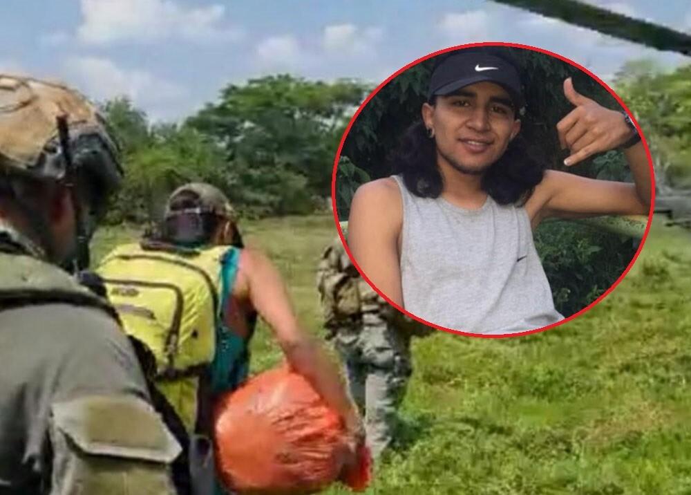 mauricio ramirez joven rescatado en el bajo cauca antioqueño.jpg