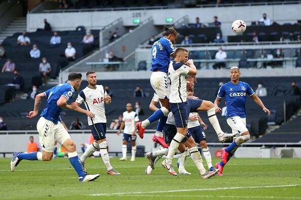 1-0 gol Everton