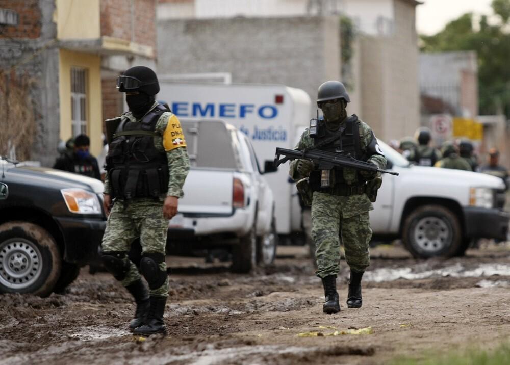 369620_Ataque en México. Foto: AFP