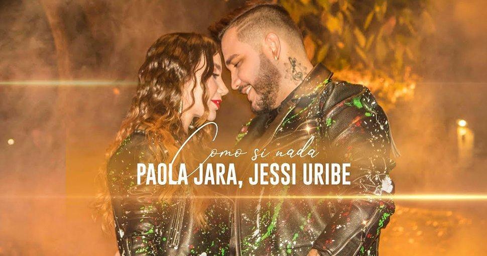 Fotografía de Jessi Uribe y Paola Jara de su colaboración