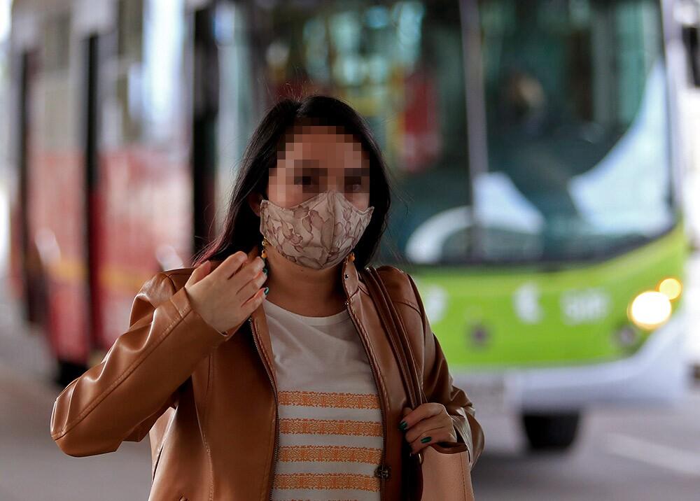 375338_Nuevo aislamiento selectivo en Bogotá // Foto: AFP , imagen de referencia