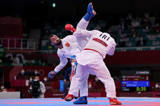 Karate, se estrenó en los Juegos Olímpicos de Tokio 2020
