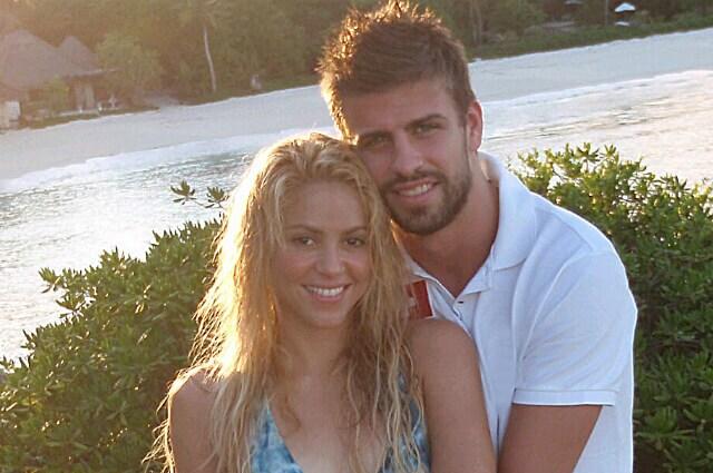 307709_Shakira y Gerard Piqué