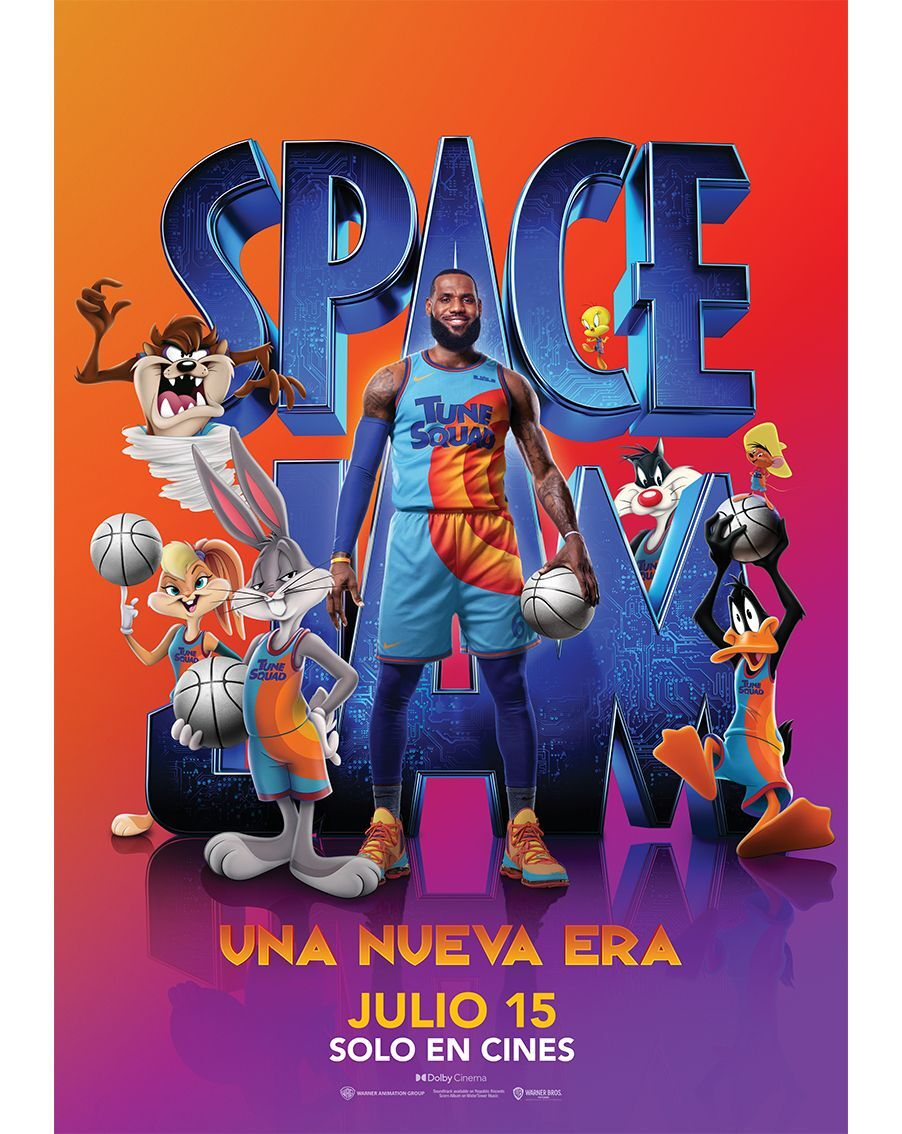 'Space Jam: una nueva era'