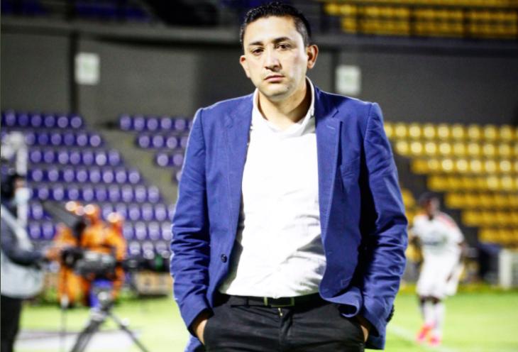 Técnico del Deportivo Pasto, Diego Corredor
