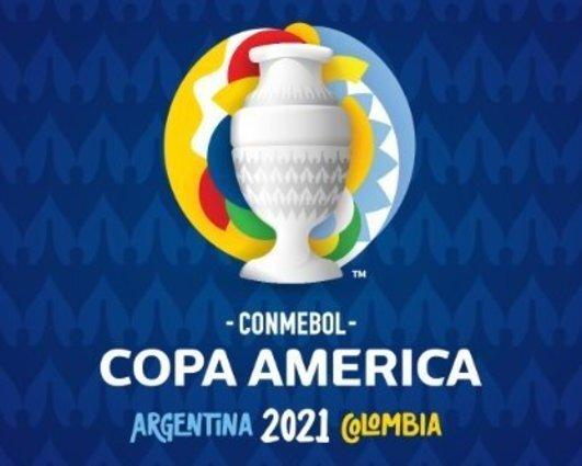 Copa América 2021 logo