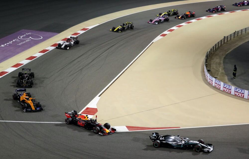 F1 / AFP