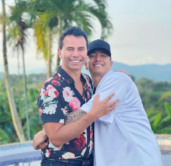 Jhonny Rivera y Andy Rivera