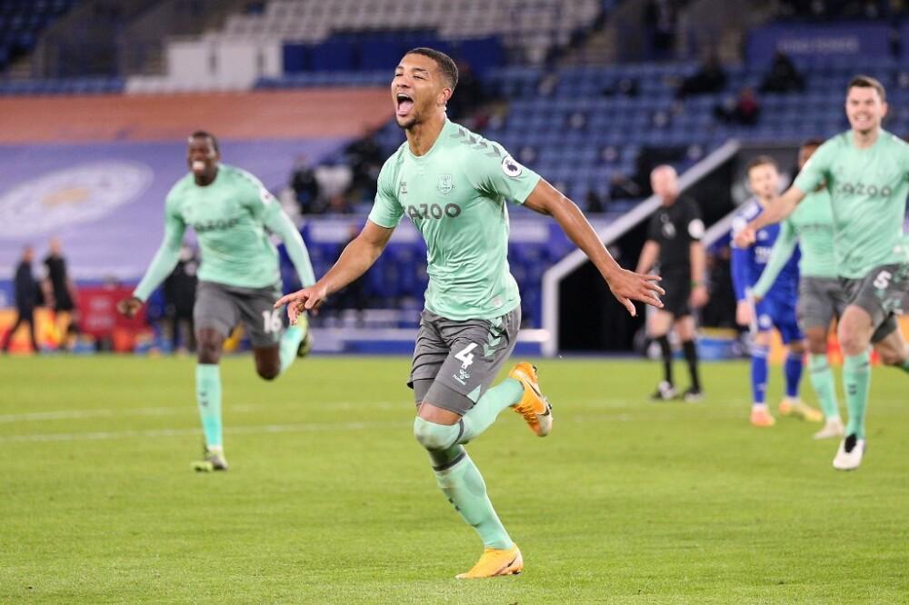 Segundo Gol Everton vs Leicester