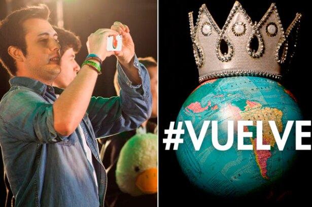 A Colombia Llegaran Los Youtubers Mas Famosos De Habla Hispana