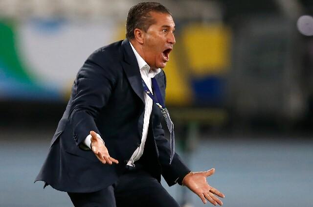 José Peseiro, en la Selección de Venezuela