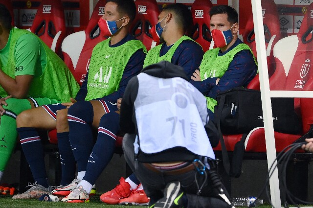 Lionel Messi, jugador del PSG