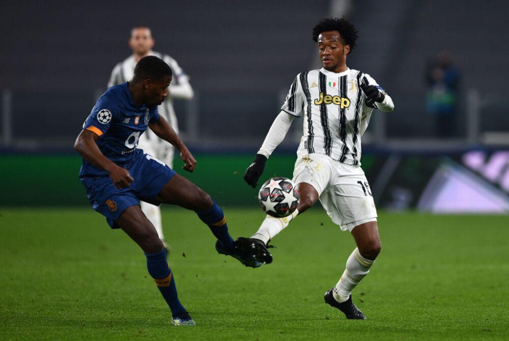 Juan Guillermo Cuadrado, Juventus vs. Porto