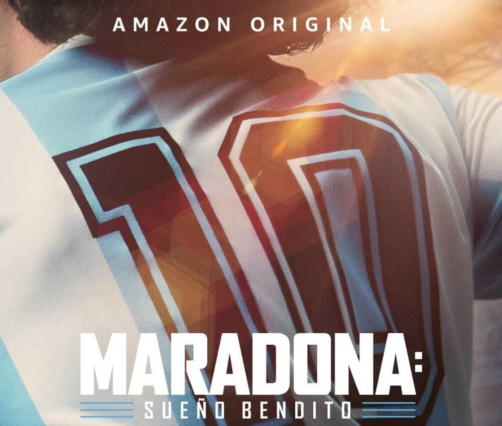'Maradona: Sueño Bendito': serie sobre la vida del astro del fútbol ya tiene fecha de estreno