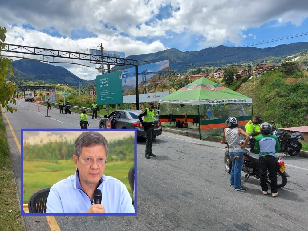 373780_BLU Radio // Cuarentenas en Antioquia // Foto: Meval
