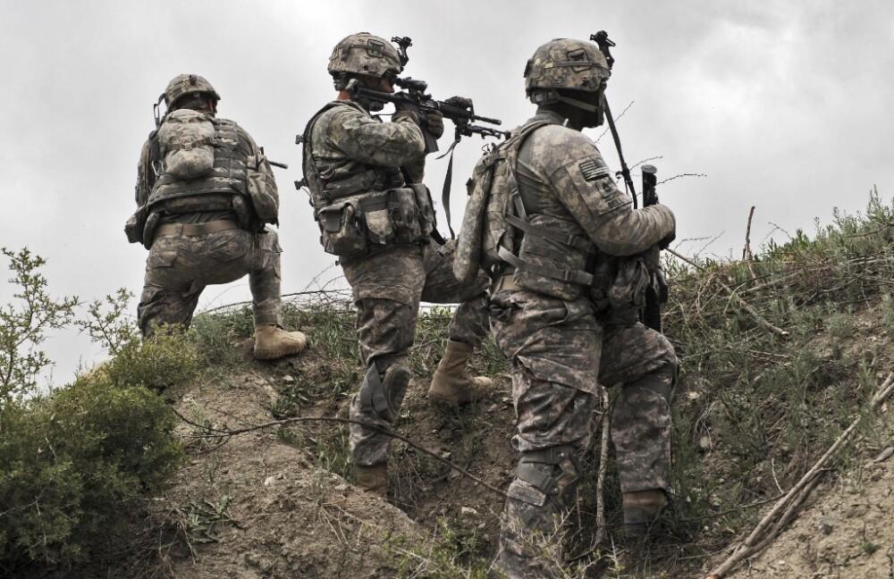 Tropas Estados Unidos Afganistán
