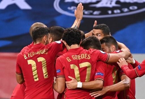 Portugal vs Suecia Liga de Naciones