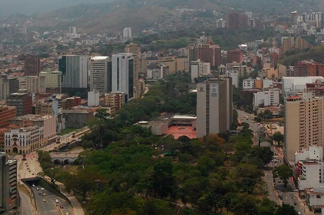 Santiago de Cali, capital del Valle del Cauca
