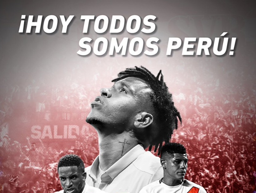 Hoy todos somos Perú