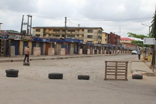 Lockdown In Lagos Due Coronavirus