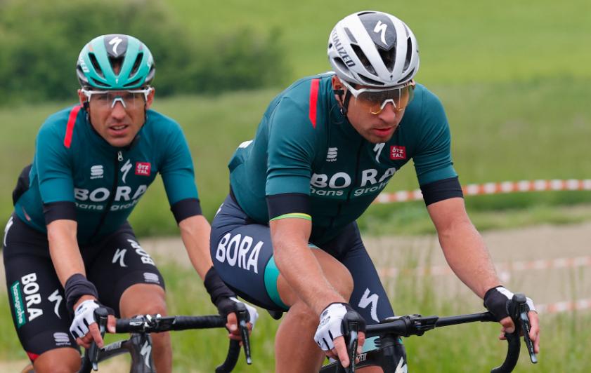 Peter Sagan fue tercero en la etapa 3 del Giro de Italia 2021.
