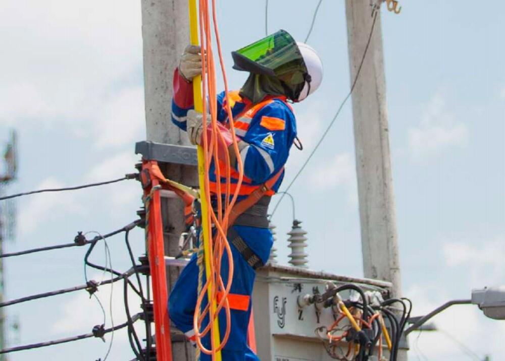 Mantenimiento de redes de energía