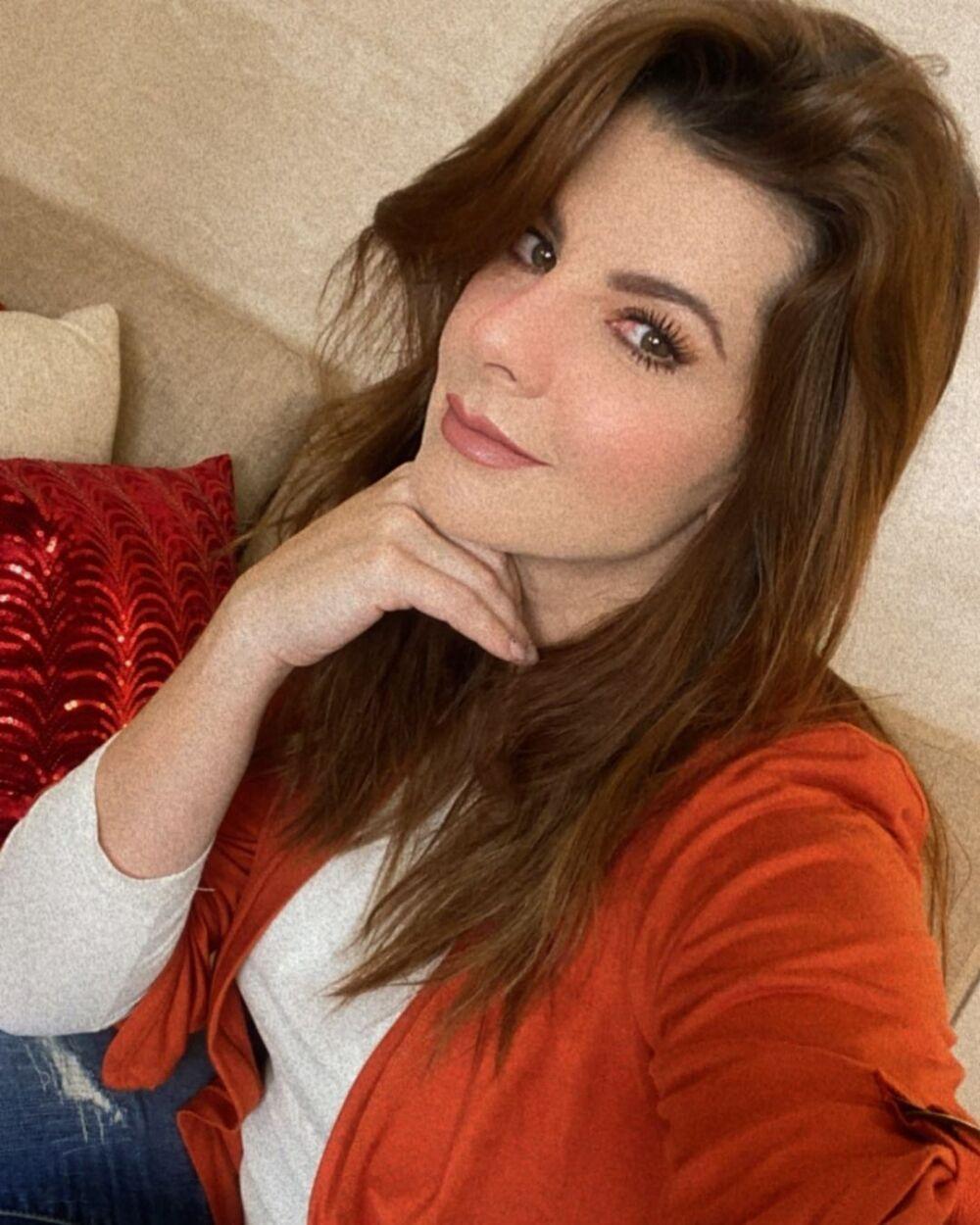 Carolina Cruz, modelo y presentadora del programa matutino 'Día a Día'.jpg