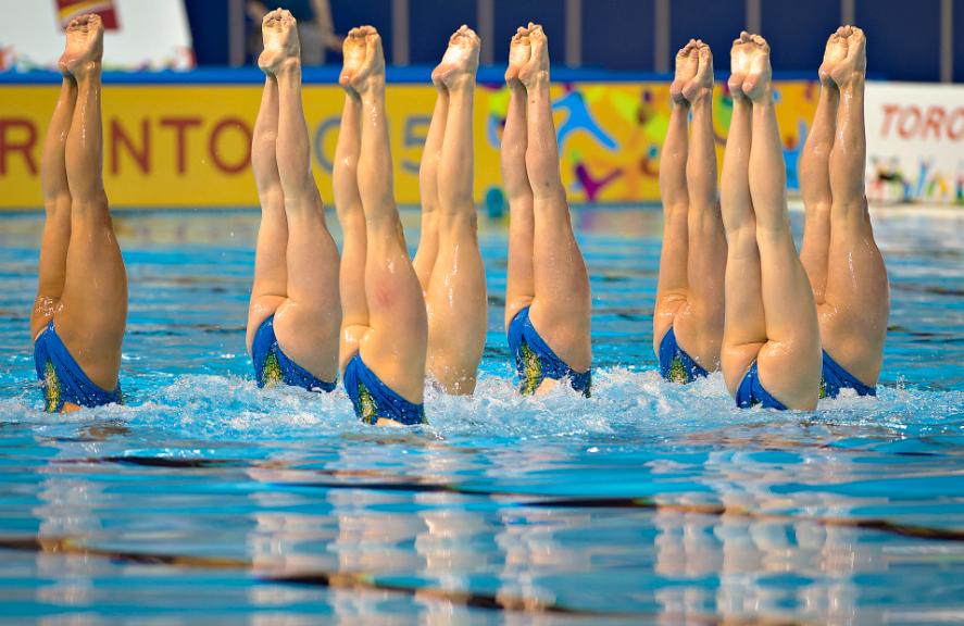 Nadadoras canadienses denunciaron maltrato por parte de la federación de su país.