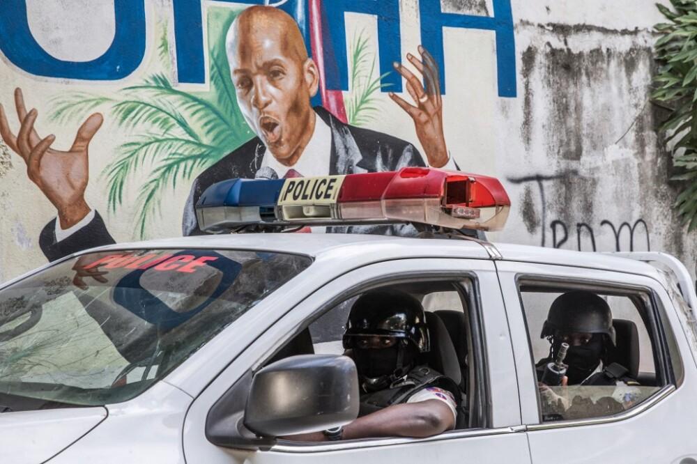 Operativo policial por magnicidio del presidente de Haití, Jovenel Moise