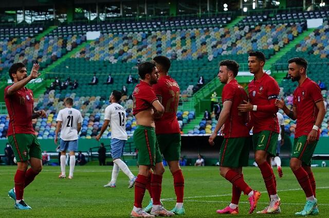 Portugal para la Eurocopa