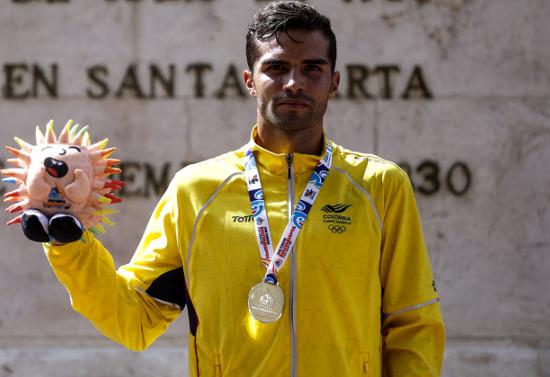 Éider Arévalo representará a Colombia en los Juegos Olímpicos de Tokio 2020.