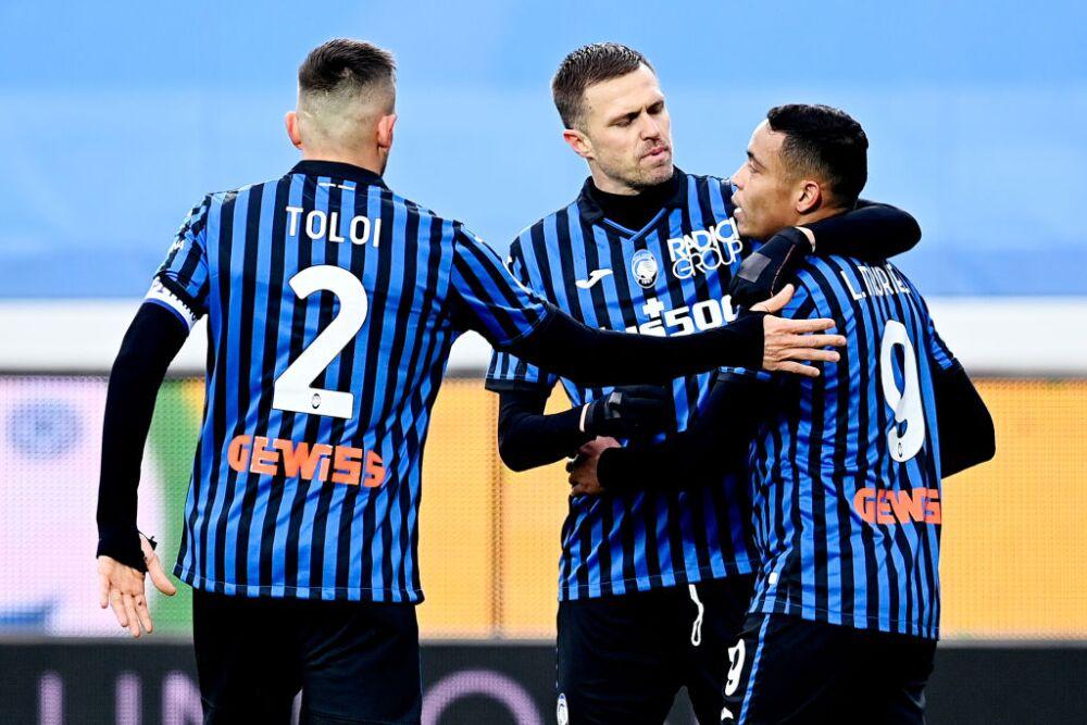 Luis Muriel, Atalanta vs. Parma