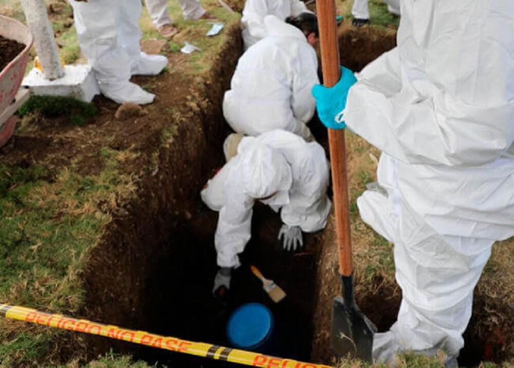 355482_BLU Radio // Cementerio // Foto referencia: Tomada de Twitter @JEP_Colombia