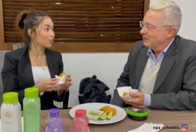 Video Epa Colombia Álvaro Uribe