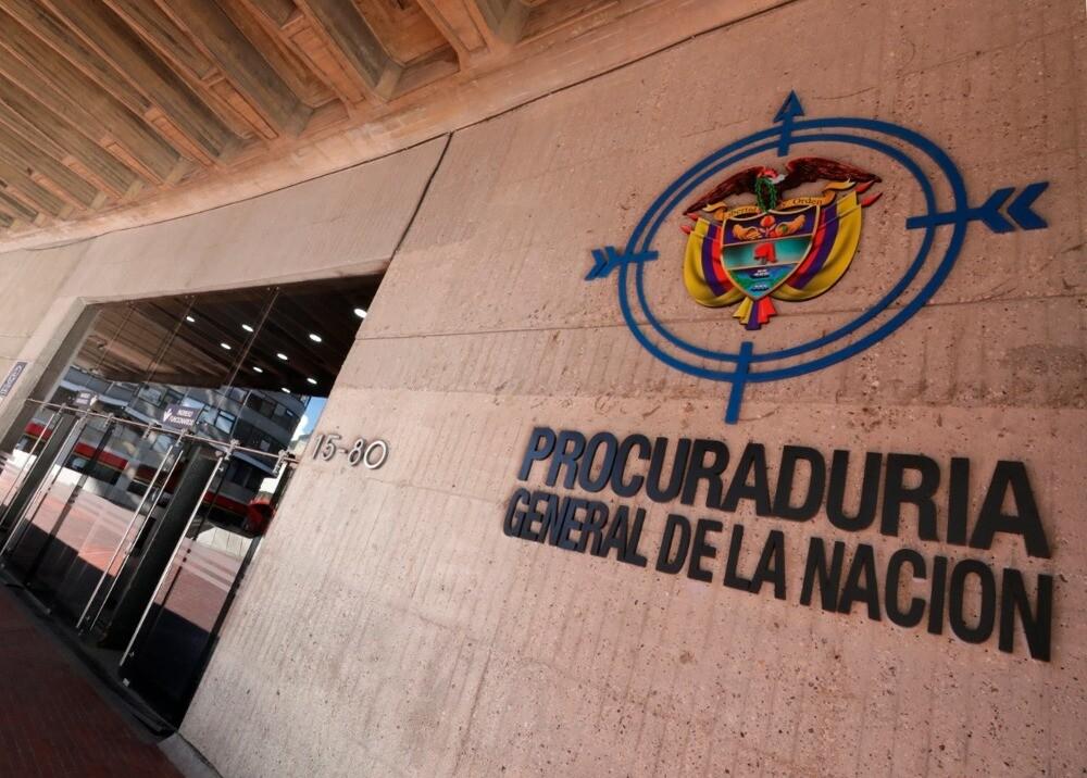 Sede de la Procuraduría en Bogotá // Foto: Facebook Procuraduría General de la Nación