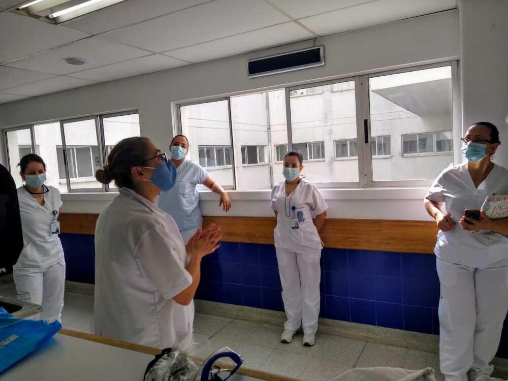 371572_Médicos IPS universitaria. Foto: Cortesía