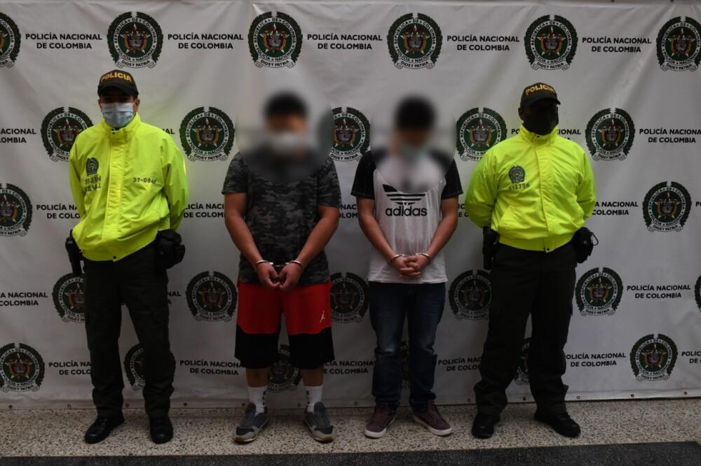 Dos capturados por homicidio de hermano de Jeringa en Medellín.jpeg