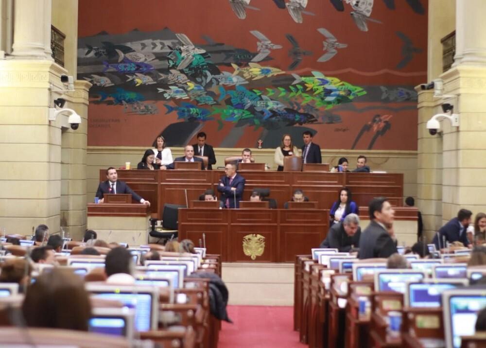 331695_BLU Radio. Cámara de Representantes / Foto: Prensa Cámara