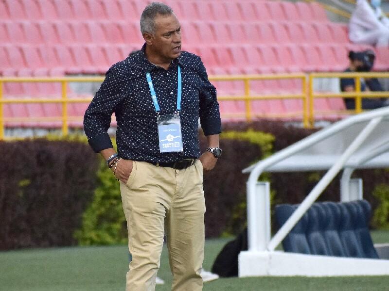 Hernán Torres, técnico de Tolima