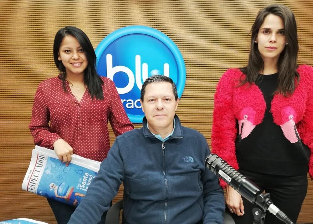 349139_BLU Radio // Sala de prensa BLU // Foto: BLU Radio